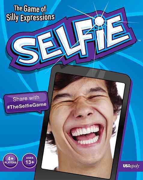 Selfie - the Game of Silly Expressions By Usaopoly (COR)